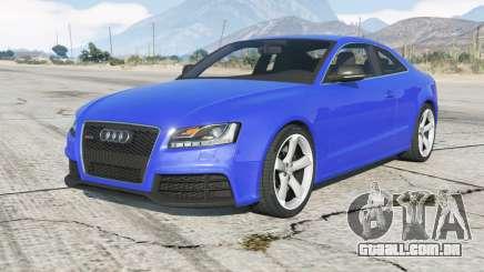 Audi RS 5 Coupe (B8) 2010 para GTA 5