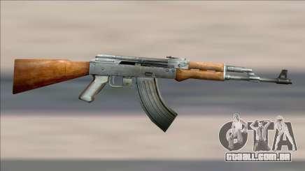 Half Life 2 Beta Weapons Pack Ak47 para GTA San Andreas