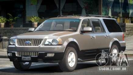 Ford Expedition TR para GTA 4