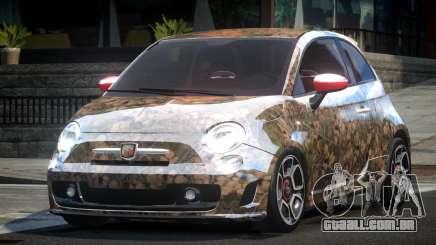 Fiat Abarth Drift L8 para GTA 4