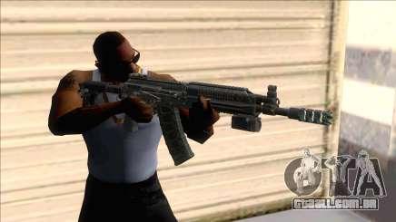 AK-16 Assault Rifle with Flashlight para GTA San Andreas