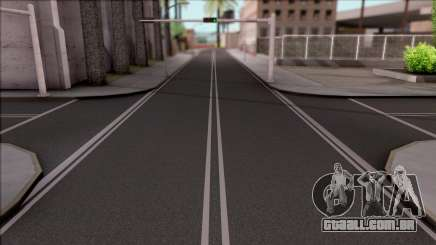 SA New Roads para GTA San Andreas