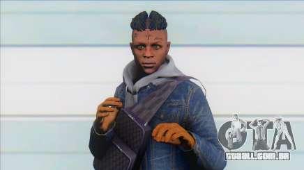 GTA Online Skin Ramdon XXXTentacion V2 para GTA San Andreas