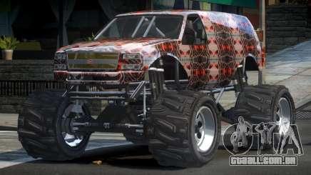 Vapid Liberator Custom L9 para GTA 4