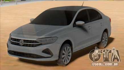Volkswagen Polo 2020 para GTA San Andreas