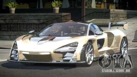 McLaren Senna R-Tuned L4 para GTA 4