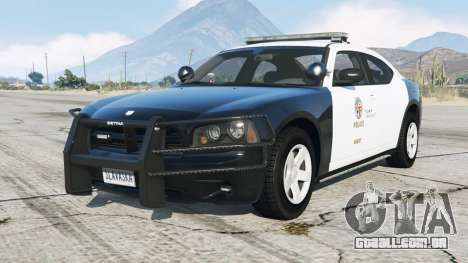Dodge Charger (LX) Police