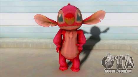Leroy from Lilo & Stitch para GTA San Andreas