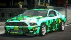 Shelby GT500 BS Racing L3 para GTA 4