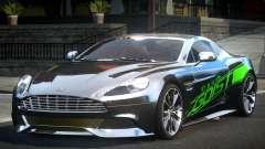 Aston Martin V12 Vanquish L3 para GTA 4