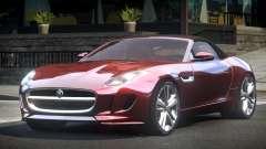 Jaguar F-Type para GTA 4