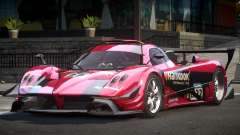 Pagani Zonda GST Racing L10 para GTA 4