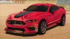 2021 Mach 1 Mustang para GTA San Andreas
