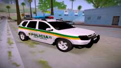 Duster Police Transit Colombia