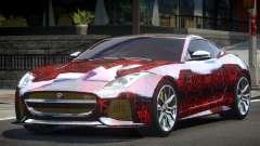 Jaguar F-Type GT L8 para GTA 4