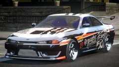 Nissan 200SX BS Racing L1 para GTA 4