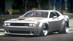 Dodge Challenger BS Drift para GTA 4
