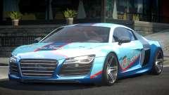 Audi R8 BS TFSI L9 para GTA 4