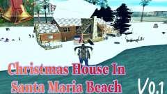 Casa de Natal e Santa Maria Beach v0.1 para GTA San Andreas
