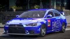 Mitsubishi Evolution X L9 para GTA 4