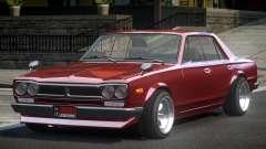 Nissan Skyline KGC10 GT para GTA 4