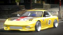 Mazda RX-7 SP Racing L10 para GTA 4