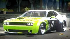 Dodge Challenger BS Drift L8 para GTA 4