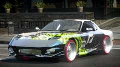 Mazda RX-7 GST L2 para GTA 4