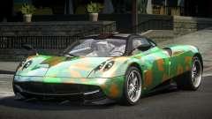 Pagani Huayra BS Racing L8