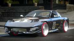 Mazda RX-7 GST L9 para GTA 4
