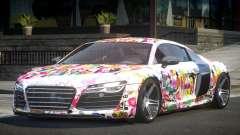 Audi R8 BS TFSI L6 para GTA 4