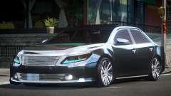 Toyota Camry R-Tuning para GTA 4