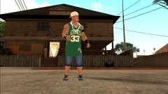 WWE John Cena O Doutor da Thuganomics para GTA San Andreas