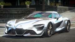 Toyota FT-1 GT L10 para GTA 4