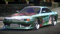 Nissan 200SX BS Racing L3 para GTA 4