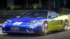 Acura NSX R-Tuned L5 para GTA 4