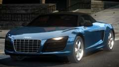 Audi R8 GT FSI Quattro para GTA 4