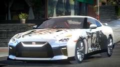 Nissan GTR PSI Drift L6 para GTA 4
