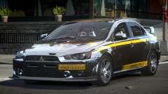 Mitsubishi Evolution X L1 para GTA 4