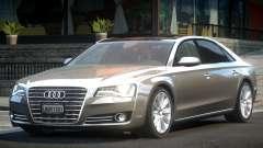 Audi A8 ES V1.0 para GTA 4