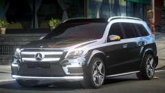 Mercedes-Benz GL63 4MTC para GTA 4