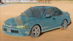 Proton Putra 2004 (Mirage Asti 2 door)