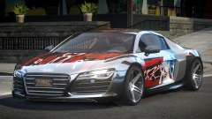 Audi R8 BS TFSI L3 para GTA 4