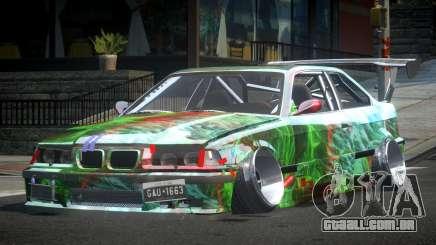 BMW M3 E36 PSI Drift PJ3 para GTA 4