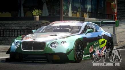 Bentley Continental GT Racing L2 para GTA 4