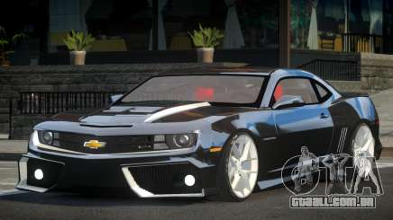 Chevrolet Camaro SP R-Tuning para GTA 4