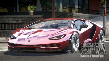 Lamborghini Centenario BS para GTA 4