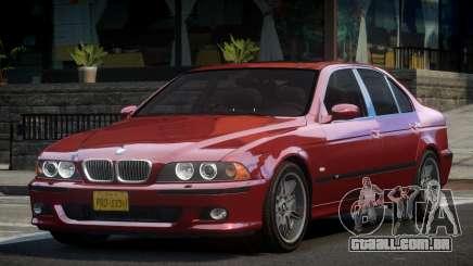 1999 BMW M5 E39 para GTA 4