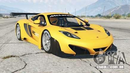 McLaren MP4-12C GT3 2011 para GTA 5