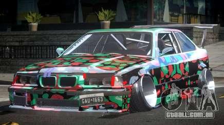 BMW M3 E36 PSI Drift PJ4 para GTA 4